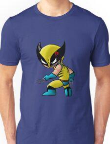 Chibi Wolv Unisex T-Shirt