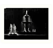 Madrid - Plaza de la Independencia Art Print