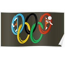 Olympic Portals Poster