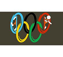Olympic Portals Photographic Print