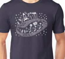 Asteroid Slave Labor Mining Camp Love Unisex T-Shirt
