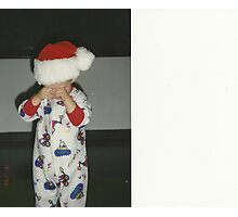 you better not pout Photographic Print