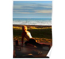 Yoga with Paul Reynolds Poster