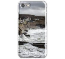 porthleven storm iPhone Case/Skin