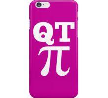 QT Pi iPhone Case/Skin