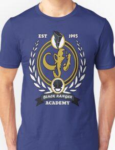 Black Ranger Academy T-Shirt
