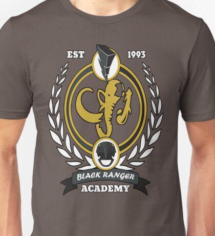 Black Ranger Academy Unisex T-Shirt