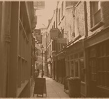 London Passage by Richard Ray