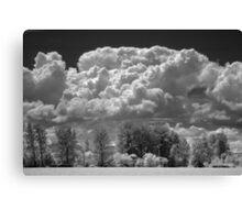 Summer Clouds - Irish Bend Canvas Print