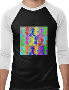 Warhol Rowsdower Tee (for my fellow MST3K fans) Men's Baseball ¾ T-Shirt