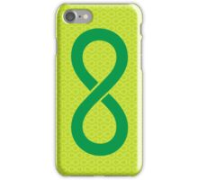 Infinity Green iPhone Case/Skin