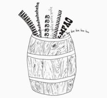 A Barrel of Laughs Kids Clothes
