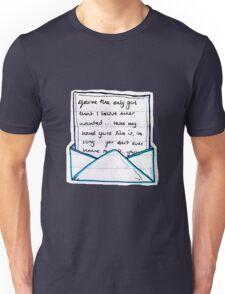 Letter Home - Childish Gambino Unisex T-Shirt