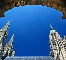 Bayeux Cathedral by cclaude