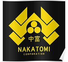 Nakatomi Corporation Poster