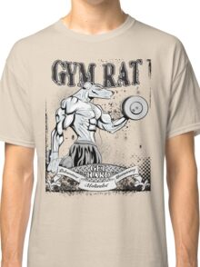 Gym Rat (Male) Classic T-Shirt