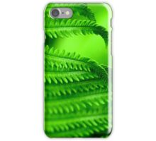Wrapped In An Emerald Embrace... iPhone Case/Skin