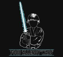 Food Allergy Wars - Boy by poetologie