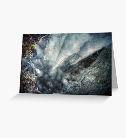 Melt and Re-freeze Greeting Card