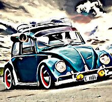 Air cooled by Sharon Poulton
