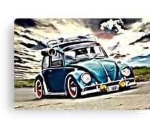 Air cooled Canvas Print