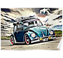 Air cooled Poster