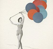 Balloons by Cassia
