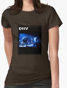 DIIV LIVE Womens Fitted T-Shirt