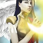 Angel - Keeper of the Gates by TriciaDanby