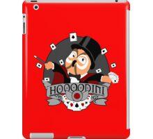Hoodini vanoss gaming geek funny nerd iPad Case/Skin