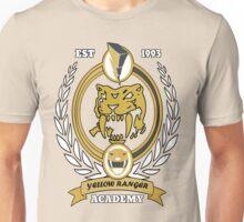 Yellow Ranger Academy Unisex T-Shirt