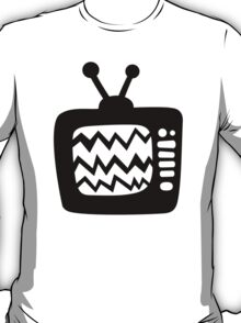 Vintage Cartoon TV T-Shirt