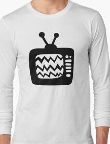 Vintage Cartoon TV Long Sleeve T-Shirt