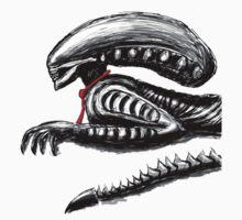 Alien by Possumpie1