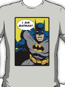 Batman - I Am Batman DC Comic T-Shirt