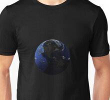 The Masters Shadow Falls Over the Earth Unisex T-Shirt