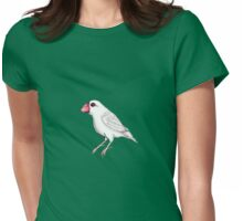 Java Sparrow Womens Fitted T-Shirt