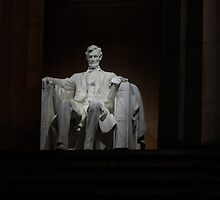 Lincoln Memorial   by arberinger