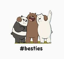 #Besties Design Unisex T-Shirt