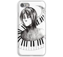 Seccom Masada-sensei iPhone Case/Skin