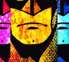 Batman- Pop Art Design Cool Sticker