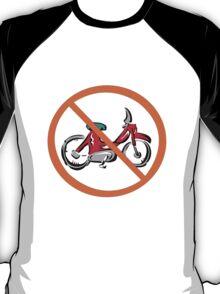 No moped geek funny nerd T-Shirt