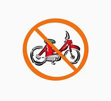 No moped geek funny nerd Unisex T-Shirt