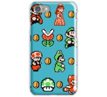 SUPER MARIO BROS 3 iPhone Case/Skin