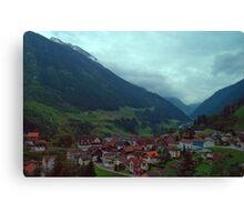 Switzerland  Canvas Print