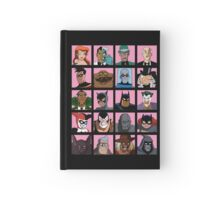 Heroes & Villains  Batman: the Animated Series Hardcover Journal