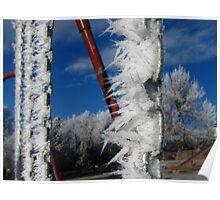 Icy Playground Poster