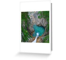 untitled xxxvi Greeting Card