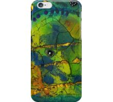 Of Land and Sea iPhone Case/Skin