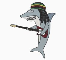 Reggae shark Kids Tee